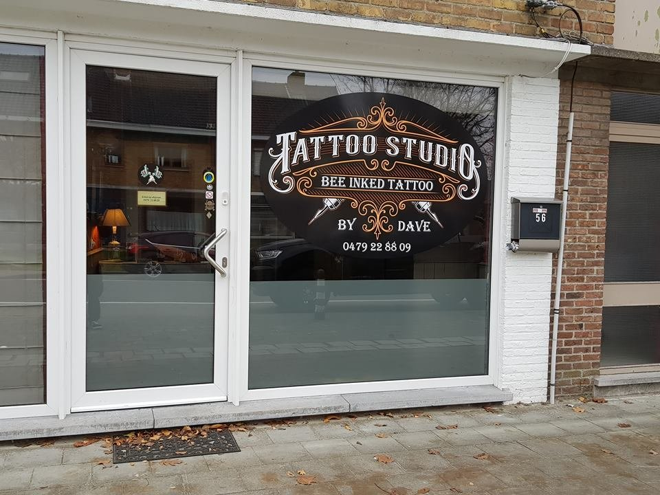 Tattooshop Sint-Pieters